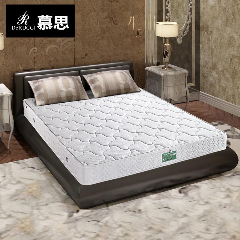 慕思加硬护脊3D椰棕床垫席梦思加宽MFA1-001